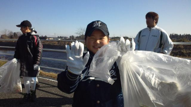 2012ボランティア清掃活動