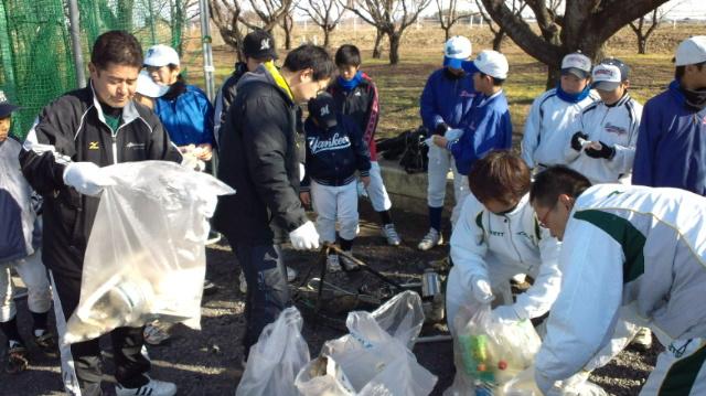 TSK2012ボランティア清掃活動
